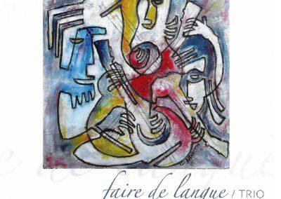 FAIRE DE LANGUE